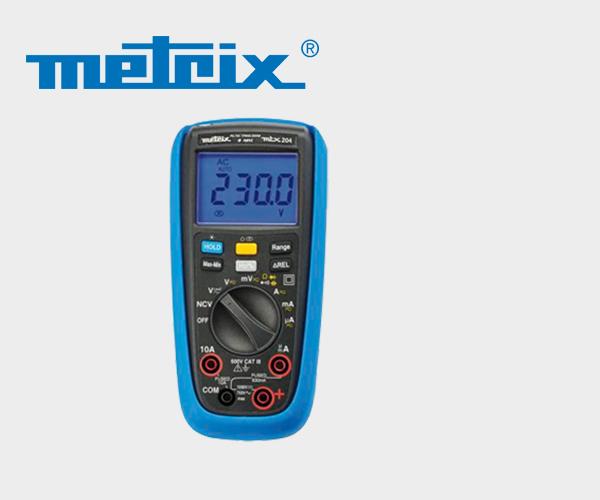 Multimetru digital MTX204